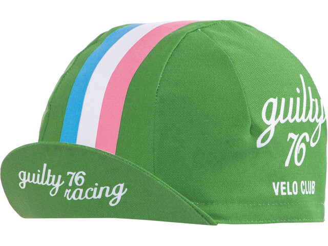 guilty 76 racing Velo Club Race Pet, groen